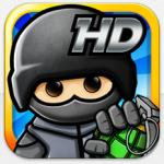 Handgranatenwurfspiel Fragger und Fragger HD heute gratis für iPhone und iPad