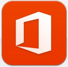 Office 365 mobil Icon