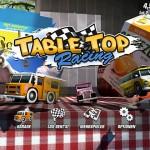 Rennen mit Mini-Autos auf Tischen – das ist Table Top Racing, unsere App des Tages