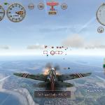 Flug-Simulation Sky Gamblers: Storm Raiders zum ersten Mal gratis für iPhone und iPad