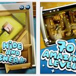 Niedliches Katze-und-Hamster-Spiel ROB n ROLL für iPhone und iPad heute kostenlos