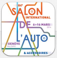Besucherführer und Katalog zum Genfer Automobil-Salon