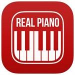 Top Klaviertöne für iPhone und iPad – und eine gute Idee: Real Piano heute kostenfrei laden