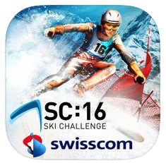 Swisscom Ski Challenge 16 Icon